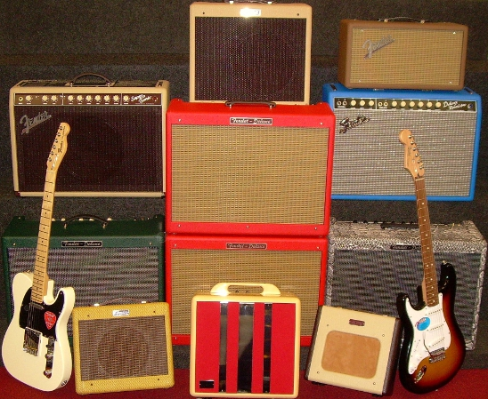 Dr. Guitar Music stocks loads of Limited Edition Gear in Watertown, NY