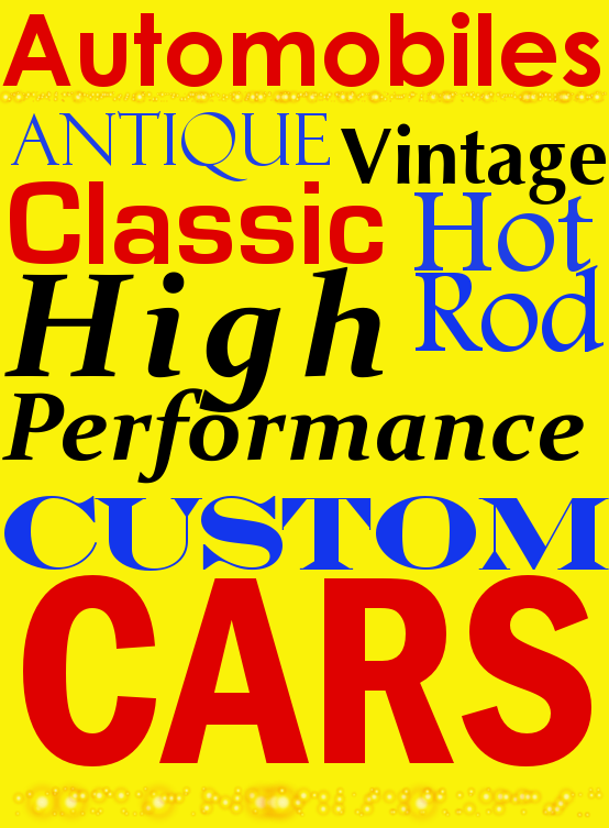 Dr. Guitar Music in Watertown, NY will consider Automobiles, Antique, Vintage, Classic Hot Rod, High Performance, or Custom Cars for Trade