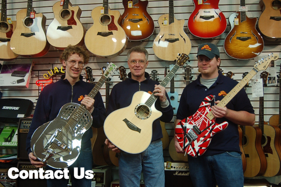 Dr. Guitar Music in Watertown, NY