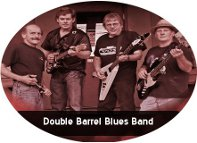 Double Barrel Blues Band, Northern New York's Premier Blues Band